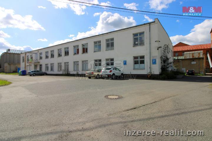 Pronájem, kancelářský prostor, 39 m², Fulnek, ul. 1. máje