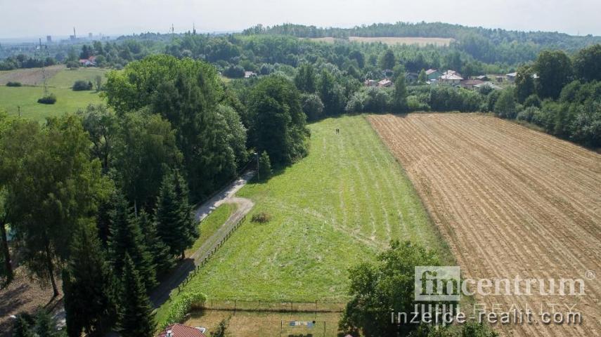 Prodej stavebního pozemku 15327 m2 Doubrava