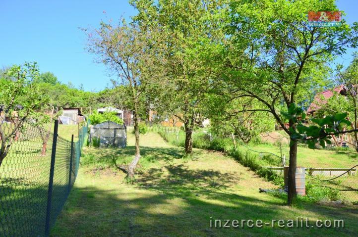 Prodej, zahrada, 393 m2, Tachov