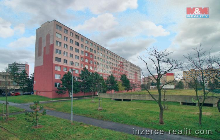 Prodej, byt 1+kk, 33 m², DV, Most, ul. Kpt. Jaroše