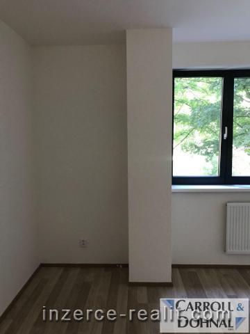 Pronájem bytu  1+kk  v novostavbě, ul. Polská, Ostrava - Poruba