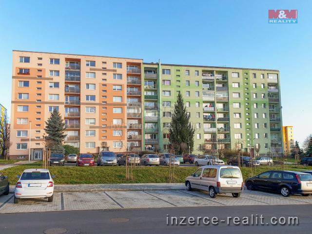 Prodej, byt 5+1, 86 m2, Česká Lípa, ul. Bardějovská