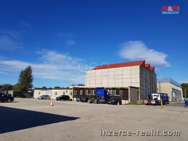 Pronájem, provozní plocha, 500 m2, Ostrava, ul. U Řeky
