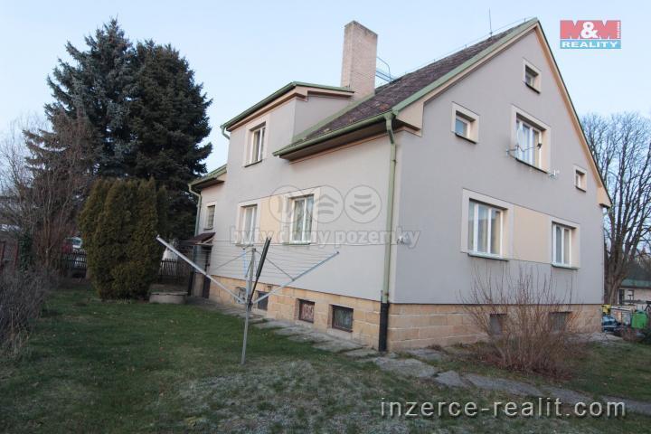 Prodej, rodinný dům 6+2, 280 m2, Jičín