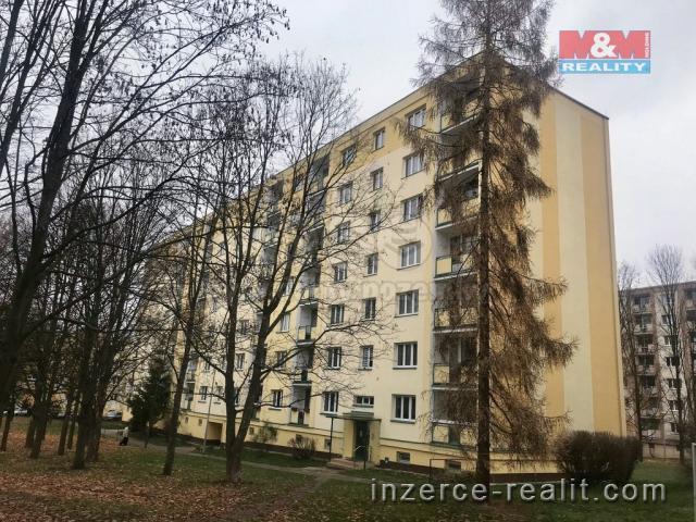 Pronájem, byt 2+1, 53 m2, DV, Teplice, ul. Zrenjaninská