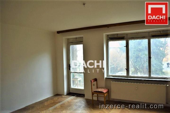 Pronájem samostatného pokoje v bytě 2+1, Olomouc, ulice Českobratrská