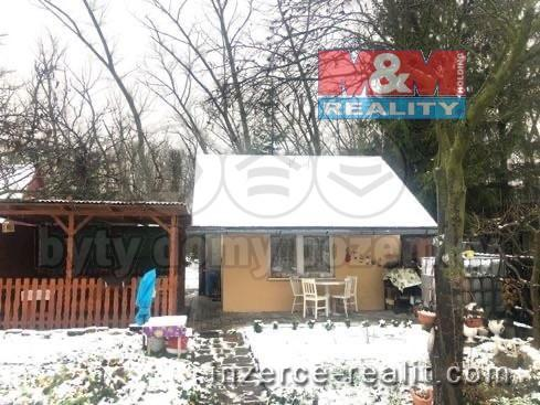 Prodej, zahrada, 250 m², Chomutov, ul. Spořická