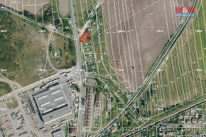 Prodej, zahrada, 447 m2, Nýřany, Plzeň-sever
