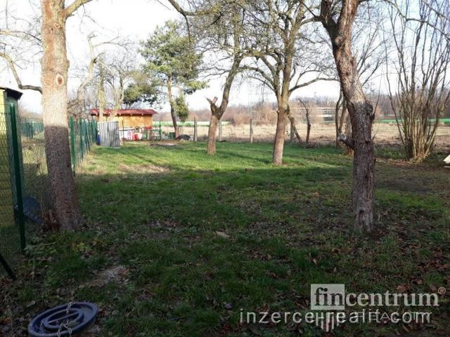 Pronájem zahrady 420 m2, Plzeň
