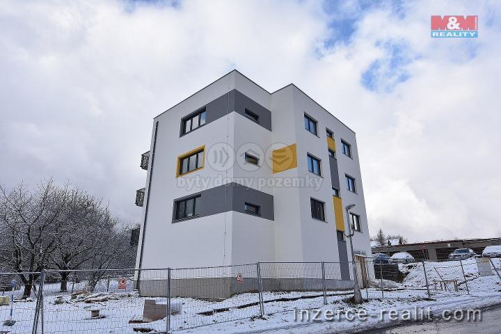 Prodej, byt 3+kk, 66 m2, OV, balkon, Liberec, Františkov