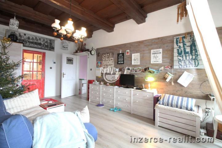 Prodej atypického zděného bytu 3+1 v historickém centru města Jihlavy