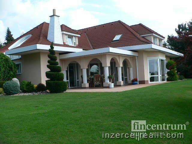 Prodej rodinného domu 350 m2 U Boroviny, Jihlava