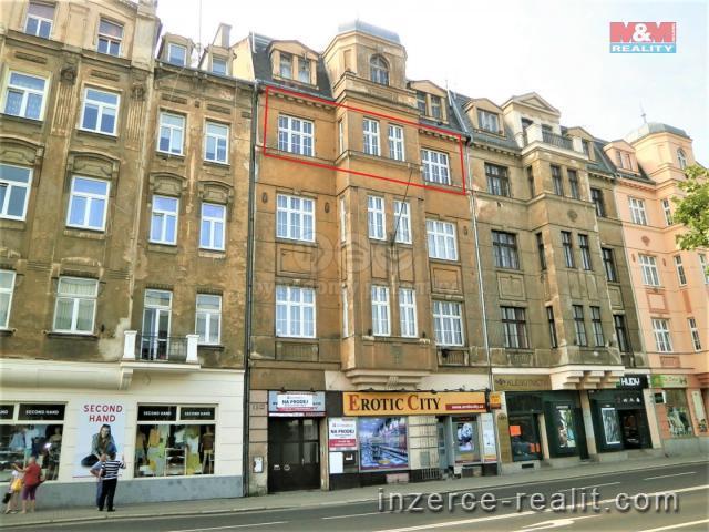 Prodej, byt 5+1, 113 m2, Karlovy Vary, ul. Západní