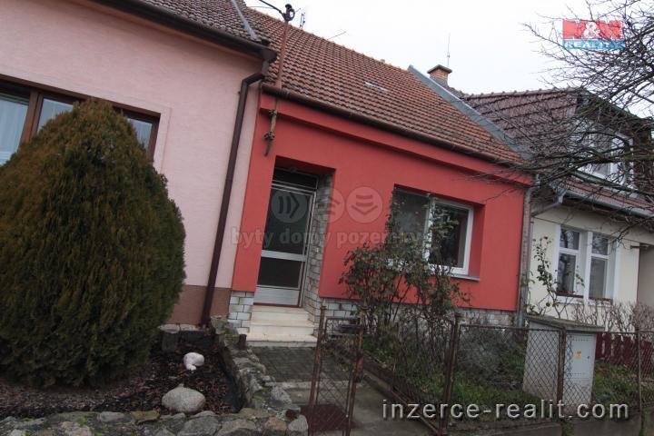 Prodej, rodinný dům, 299 m2, Šlapanice u Brna, ul. Husova