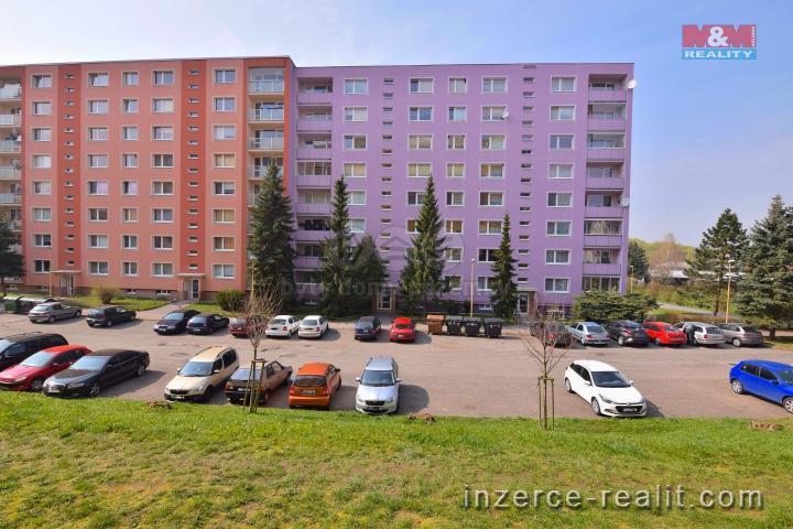 Prodej, byt 3+1, 70 m², DV, Stráž pod Ralskem, ul. Mlýnská