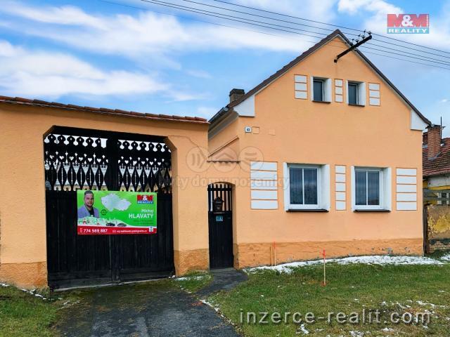 Prodej, rodinný dům, 1536 m2, Honezovice u Stoda