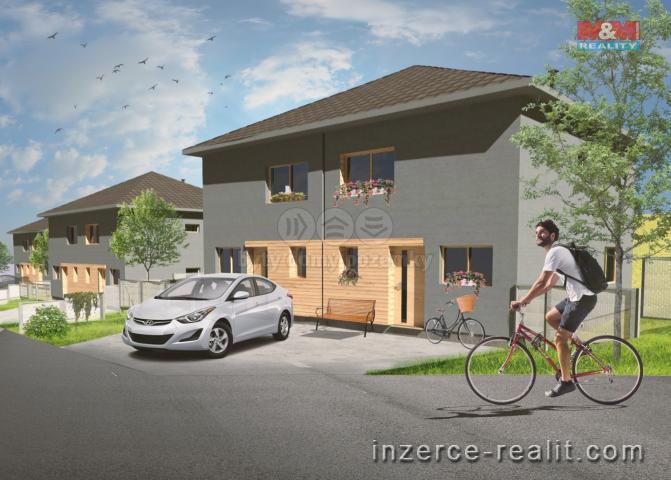 Prodej, rodinný dům 4+kk, 92 m², Kladno, ul. Na Hoblíku