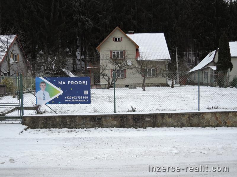 Prodej Rodinný dům, Valašská Bystřice