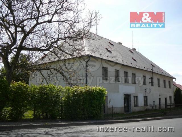 Prodej, rodinný dům, 10+2, 1476 m², Slabce