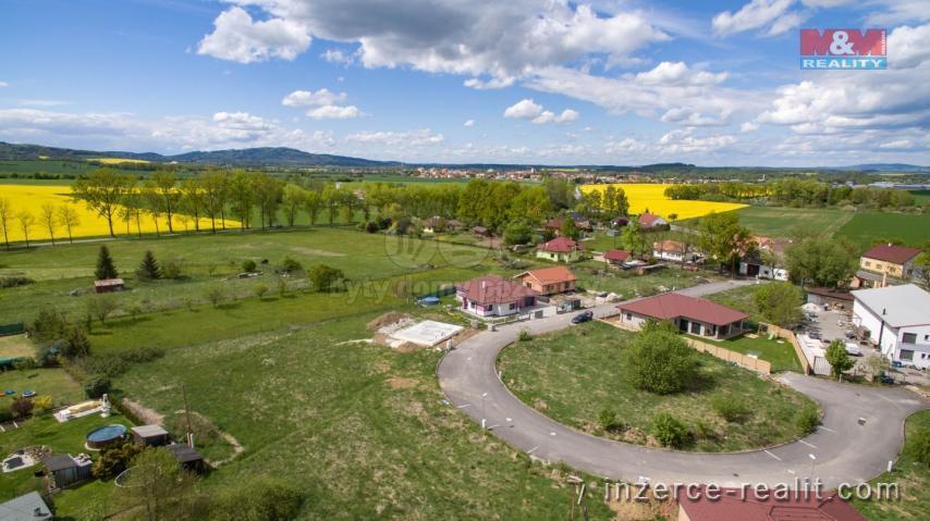 Prodej, stavební pozemek, 989 m2, Vodňany - Újezd u Vodňan