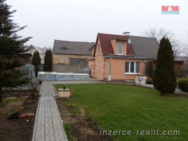 Prodej, zahrada, 395 m2, OV, Malé Březno u Mostu