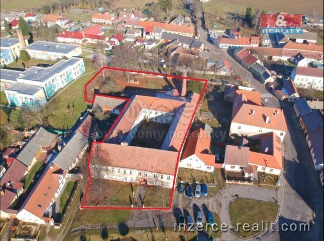 Prodej, historický dům, 4409 m2