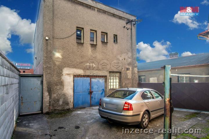 Pronájem, sklad, 90 m², Ostrava, ul. Mírová