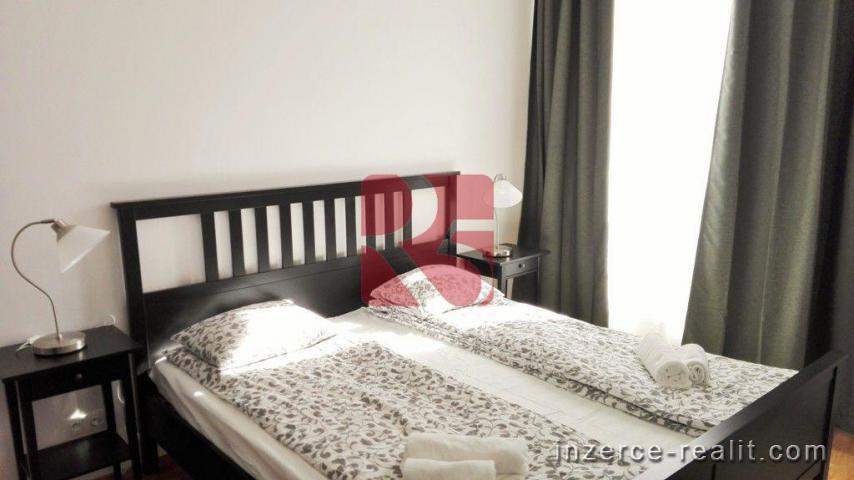 Útulné, plně zařízené byty, 2kk, 50 m2 + 50 m2, ul. Koněvova