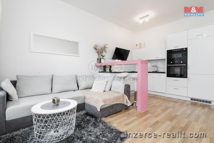 Pronájem, byt 2+kk, 63 m², Ostrava, ul. Na Prádle
