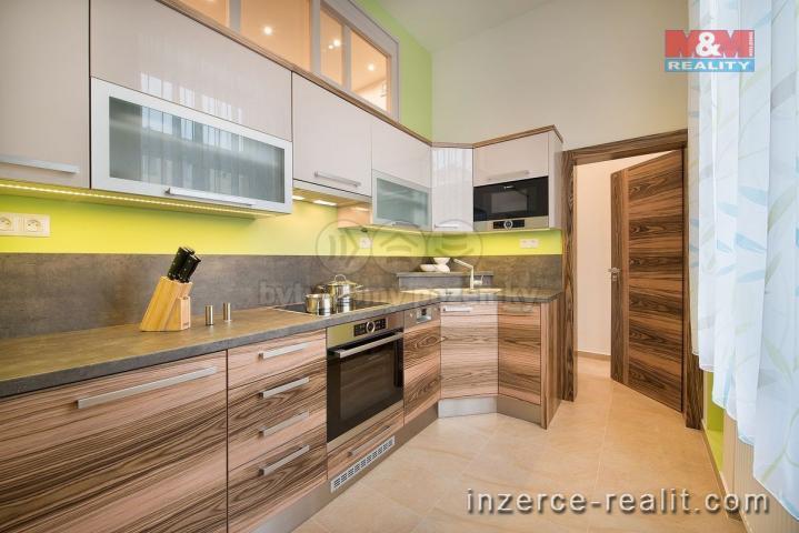 Pronájem, byt 4+1, 94 m², Praha, ul. Lidická