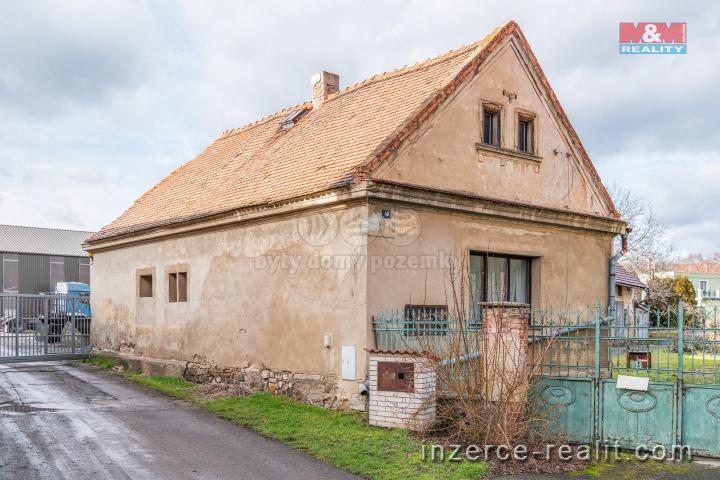 Prodej, rodinný dům, 908 m2, Libčeves, ul. K Benzině
