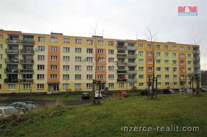 Prodej, byt 3+1, 68 m², Sokolov, ul. Mánesova
