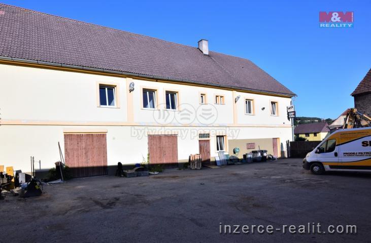 Prodej, výrobní objekt, 1024m2, Kravaře, ul. Ronovská