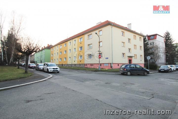 Pronájem, byt 2+1, 54 m², Rokycany, ul. Družstevní