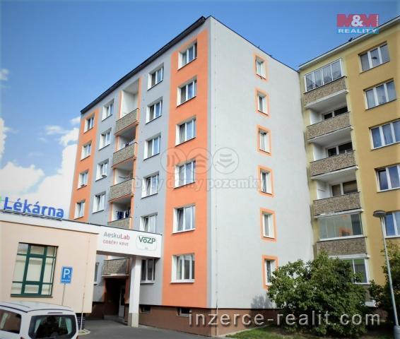 Prodej, byt 1+1, 41 m², Louny, ul. Náměstí Benedikta Rejta