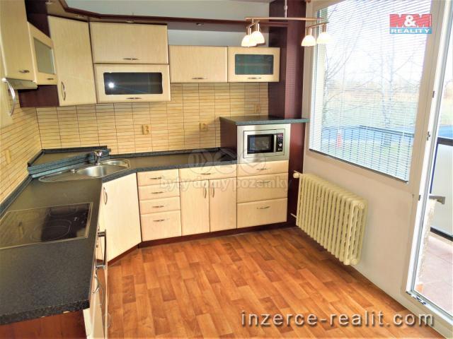 Prodej, byt 3+1, 68 m², Tábor, ul. Petrohradská