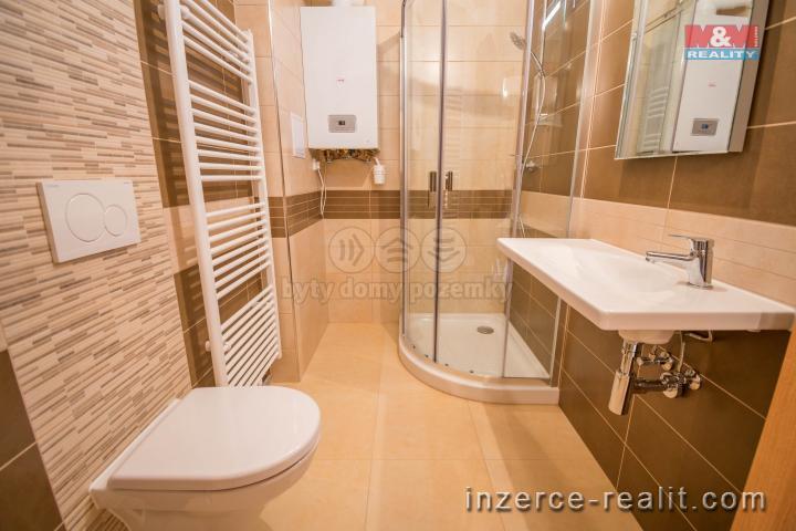 Prodej, byt 1+kk, 34 m2, Řevničov