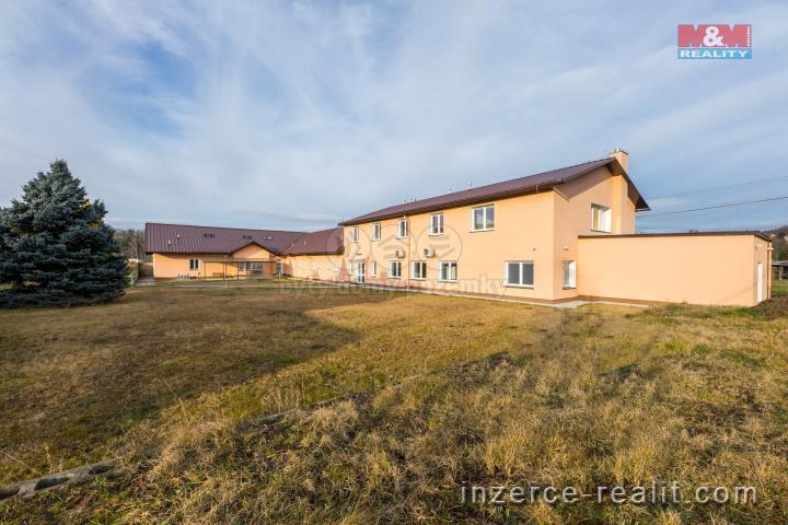 Prodej, penzion, 3900 m², Dlouhá Ves