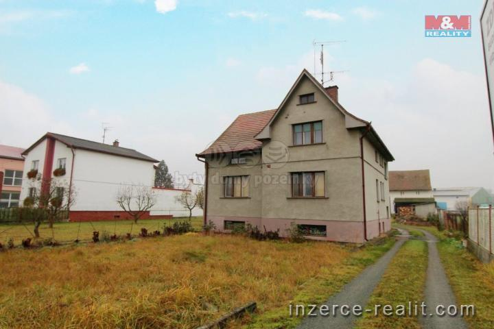 Pronájem, nájemní dům, 200 m2, Staňkov