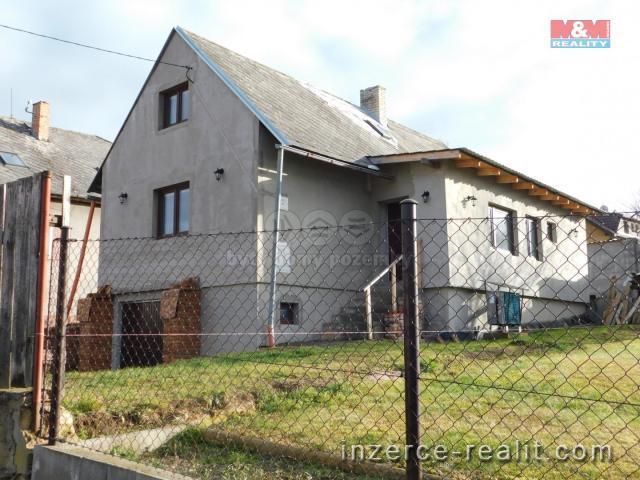 Pronájem, rodinný dům, 119 m², Zvíkovec