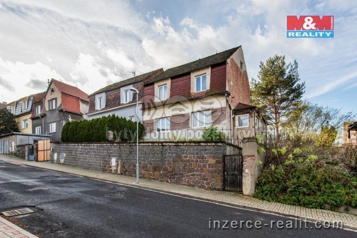 Prodej, rodinný dům, 190 m², Bílina, ul. Alšova