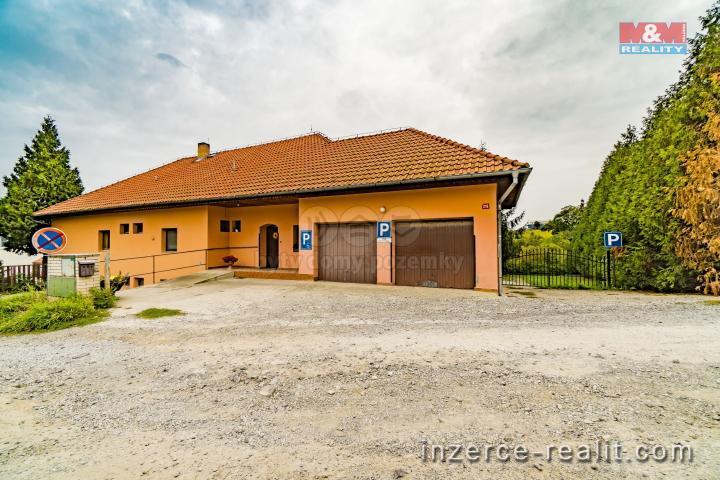 Prodej, penzion, pozemek 1.391 m², Kosoř, ul. Nad Hrádkem