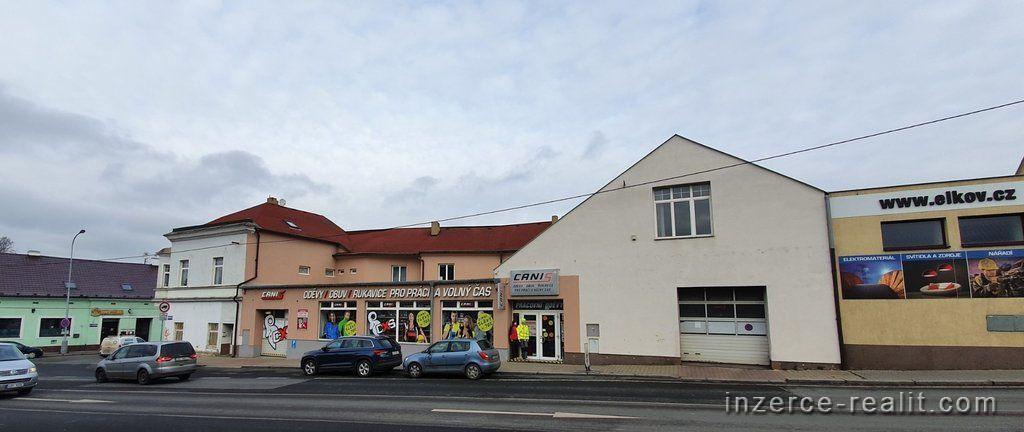 Prodej komerčního objektu , Kladno-Kročehlavy, ul. Unhošťská