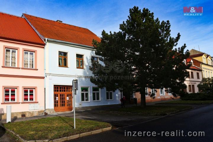 Prodej, rodinný dům, 487 m², Planá, ul. Dukelských hrdinů