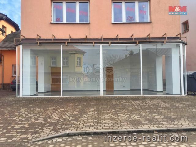 Pronájem, obchod a služby, 45 m², Jablunkov, ul. Dukelská