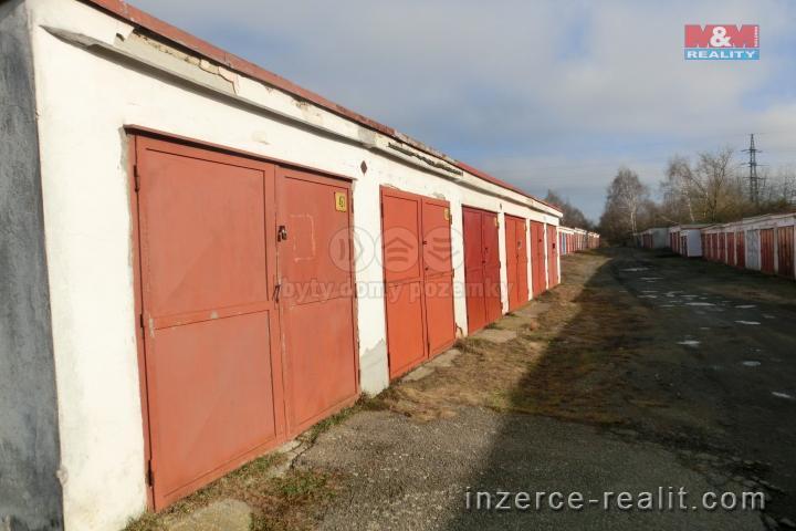 Prodej, garáž, Tábor, ul. Měšická