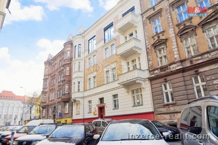 Pronájem, byt 1+kk, 15 m², Plzeň, ul. Nerudova
