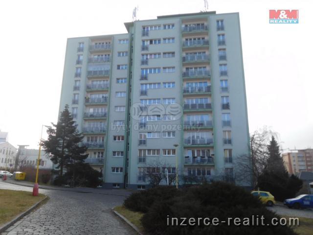 Pronájem, byt 1+kk, 32 m², Příbram, ul. Hradební