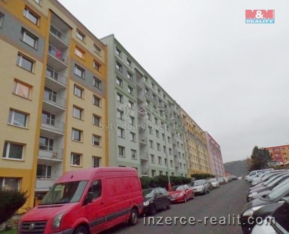 Pronájem, byt 1+1, 35 m², DV, Ústí nad Labem, ul. Peškova