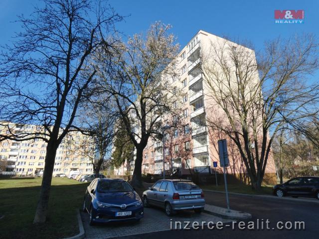 Prodej, byt 1+1, 37m2, Chodov, ul. Jiráskova